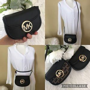 Michael Kors 3 in 1 clutch crossbody & belt bag